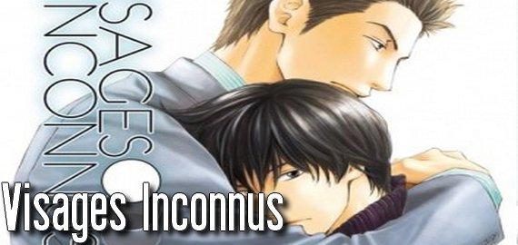 Manga Visages Inconnus