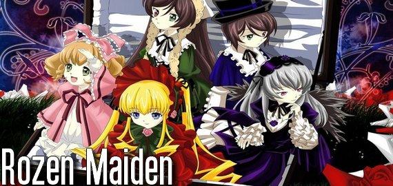 Anime / Manga / Remake Rozen Maiden