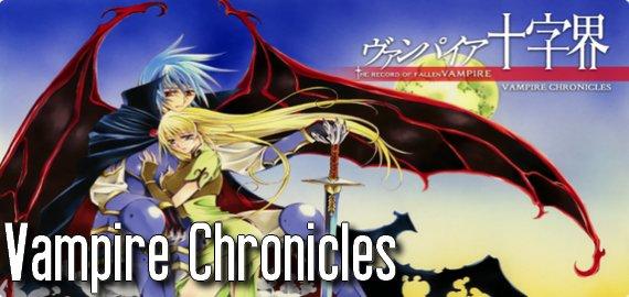 Manga Vampire Chronicles