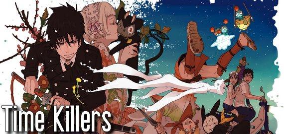 Manga Time Killers