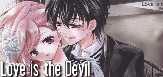 Manga Love is the Devil