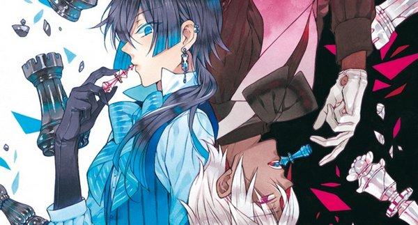 Manga Les mémoires de Vanitas