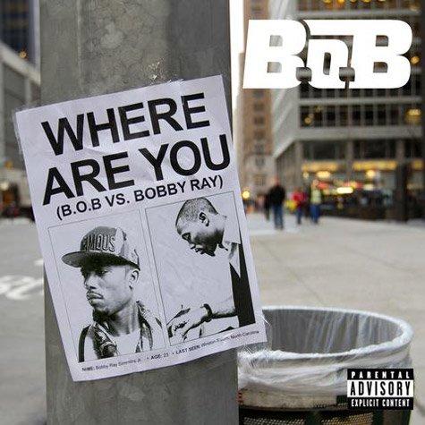 Strange Clouds / B.o.B. - Where Are You (2012)