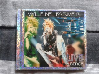 CD Album Mylène Farmer Live à Bercy