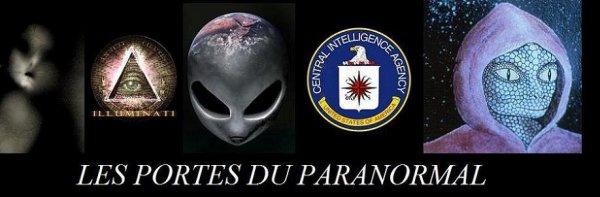 La Conspiration Extra-terrestre