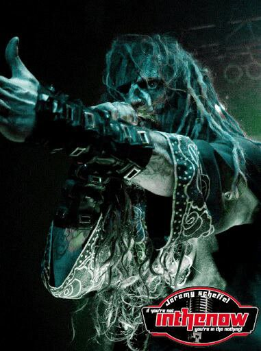 ROB ZOMBIE FOREVER!!!
