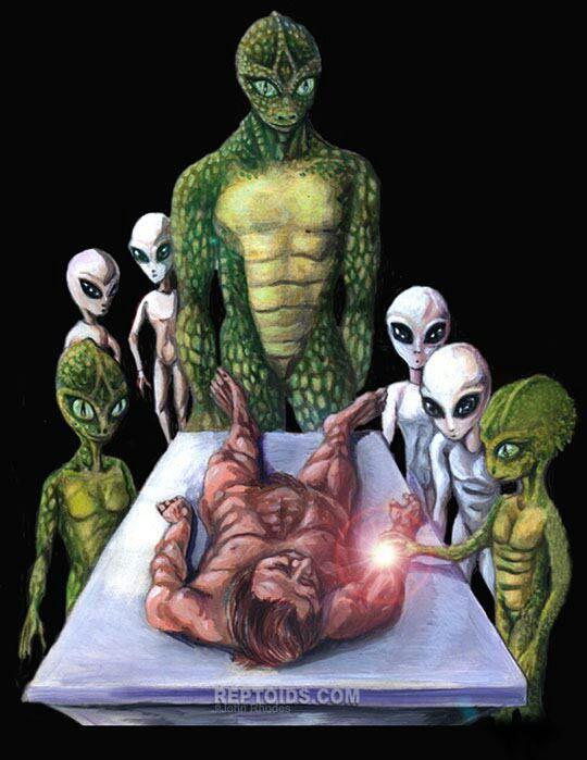Dossier ovni N°5 - Enlevés par des Extraterrestres