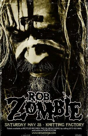 Passion for Rob Zombie
