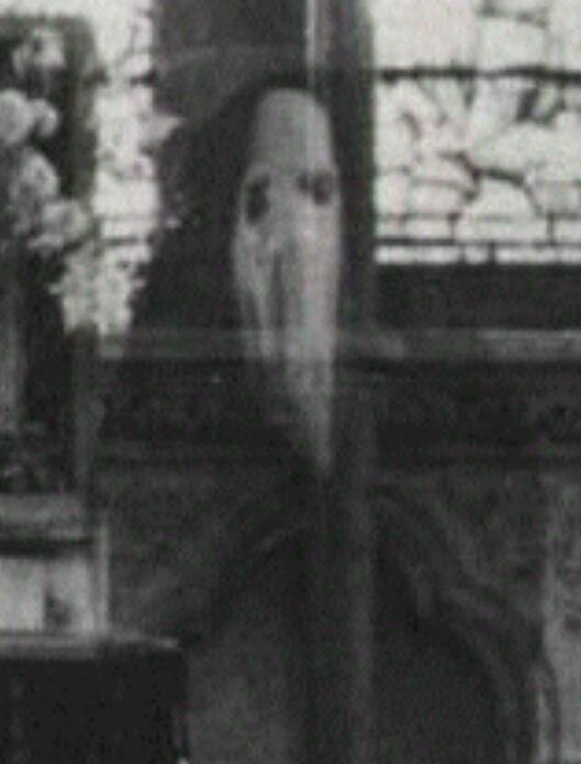 Les Fantômes sont de sortie..