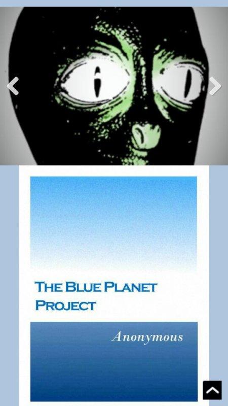 Le mystérieux Blue Planet Project - Paranormal