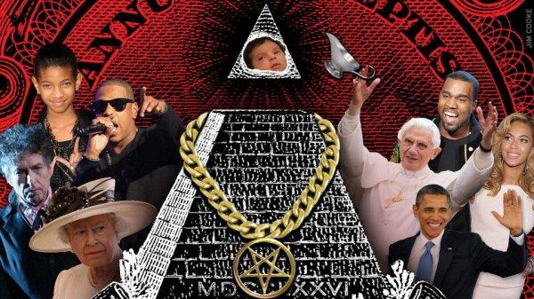 Reptiliens et Illuminatis,même combat