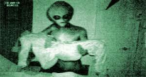 Photo cachée d'un Extraterrestre - Dailymotion