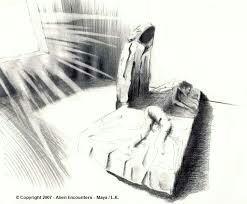 L'abduction, ou paralysie du sommeil