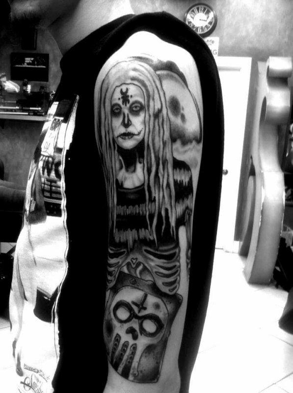 Zombie World Tattoos 2