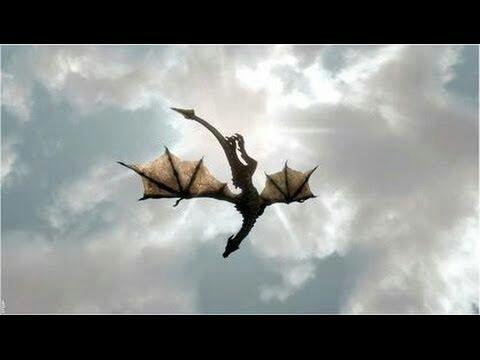 Dragon sightings