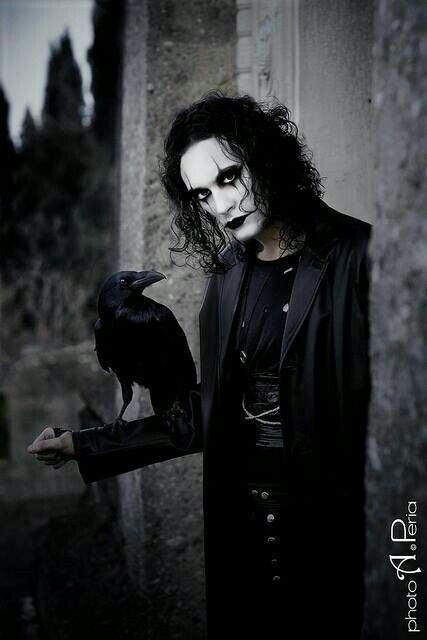 Cadeau pour miss The Crow