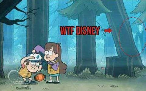 Slendy bientôt chez Mickey!