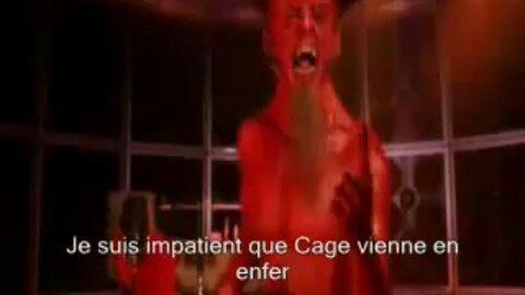 """Regarder """"Tenacious D-le pic du destin-duel contre satan"""" sur YouTube"""