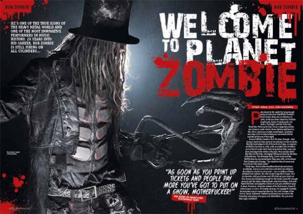 Welcome to Zombie Planet