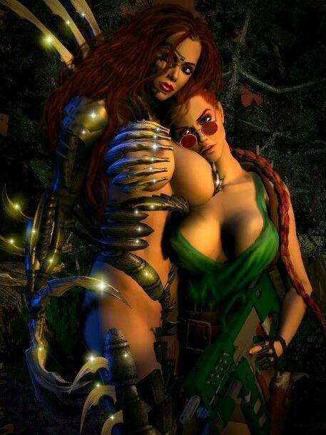 Amazones & Valkyries... -