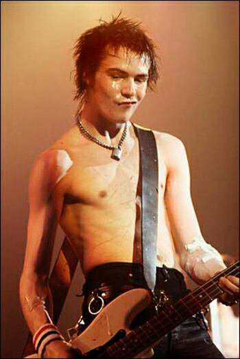 Sid Vicious,Punk Decadence
