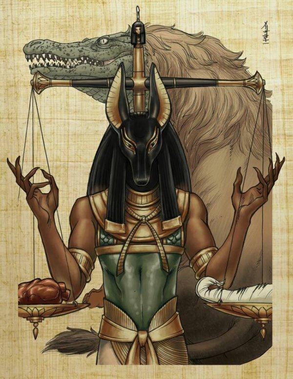 Anubis   Dieu de l'Egypte   Dieux égyptiens