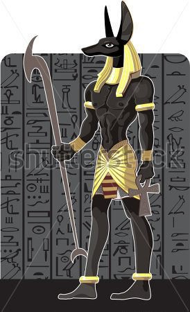 Mythologie égyptienne : Anubis