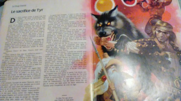 Mon premier livre sur la mythologie