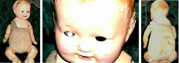 Harold, la poupée maudite   Légendes urbaines   Histoires Paranormales