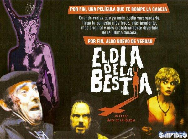 Le Jour de la bête - film 1995 - AlloCiné