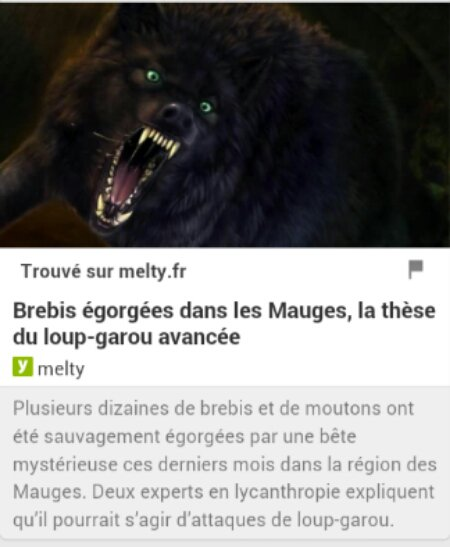 Paranormal & Insolite