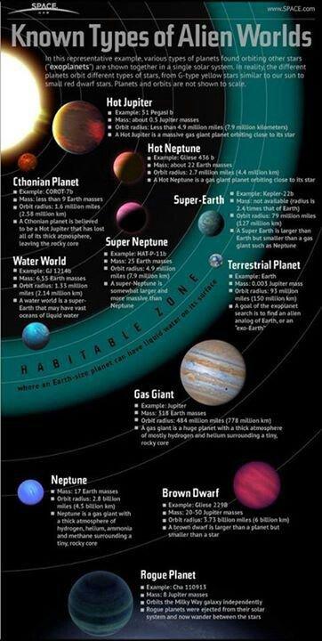 La Vie dans L'Univers...
