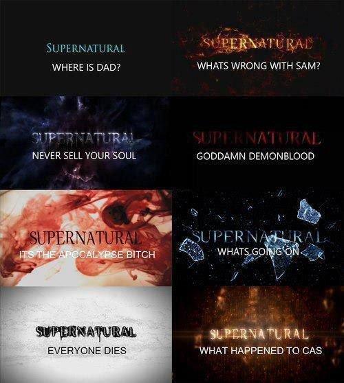 Supernatural/Buffy