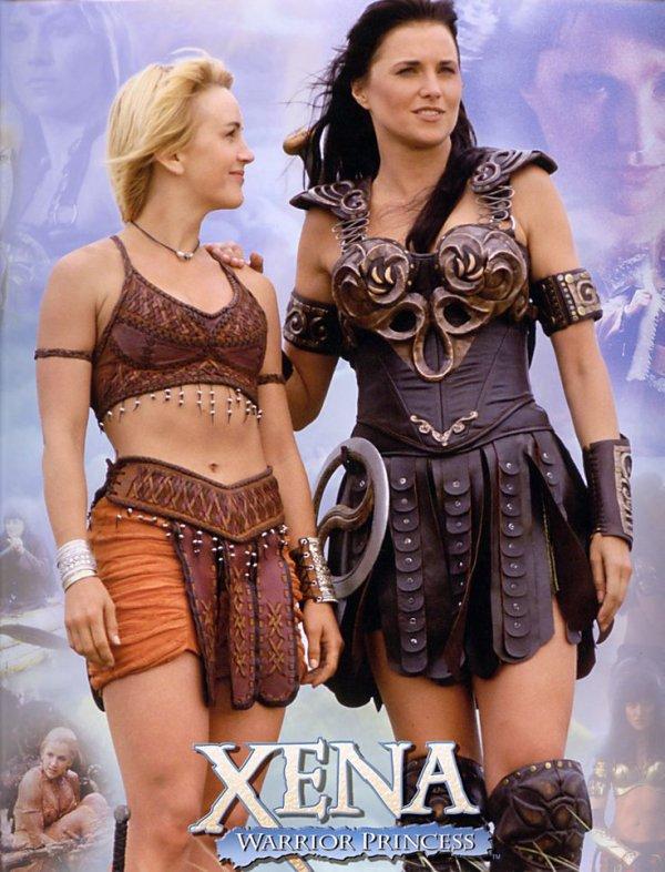 Xéna & Gabrielle