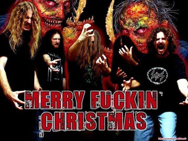 Joyeux putain de Noël !