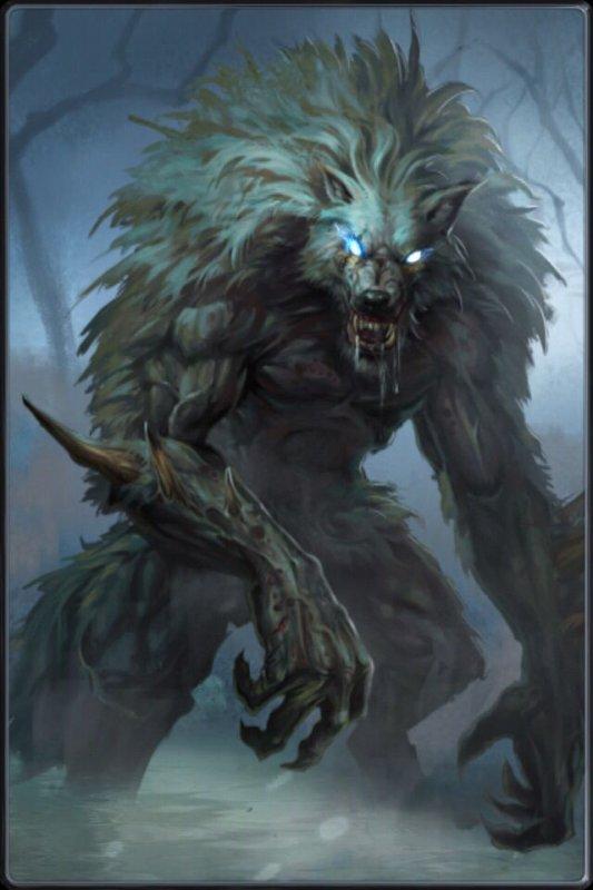 Werewolves draws