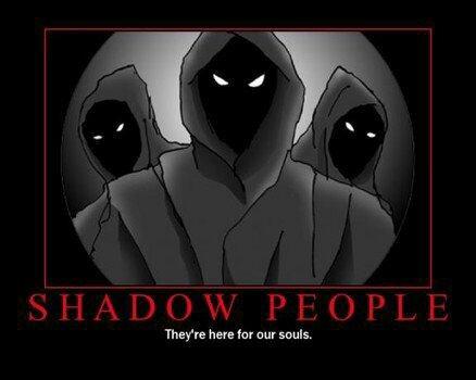Encyclopédie du paranormal - Shadow people