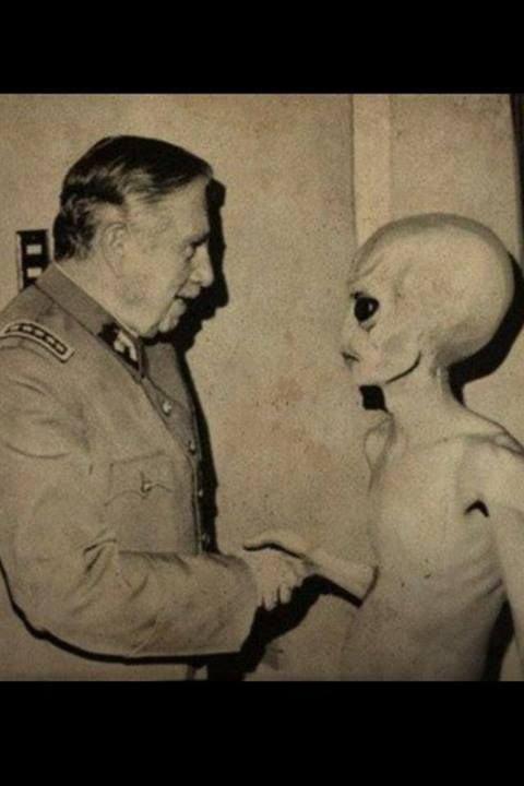 Domination Extraterrestre