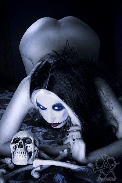 Pour ma femme Nathaly-Macabre