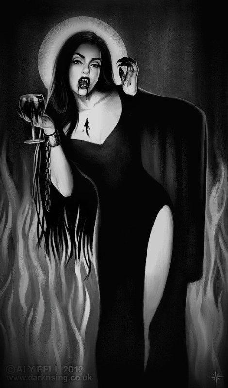 Blood Envy