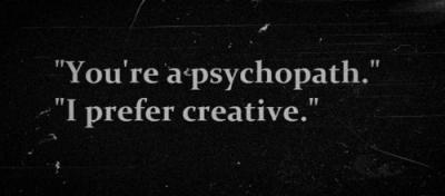 St Valentin psychopath