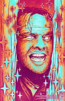 Horror Neon