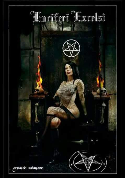 In nomine Satanas (From Hell)