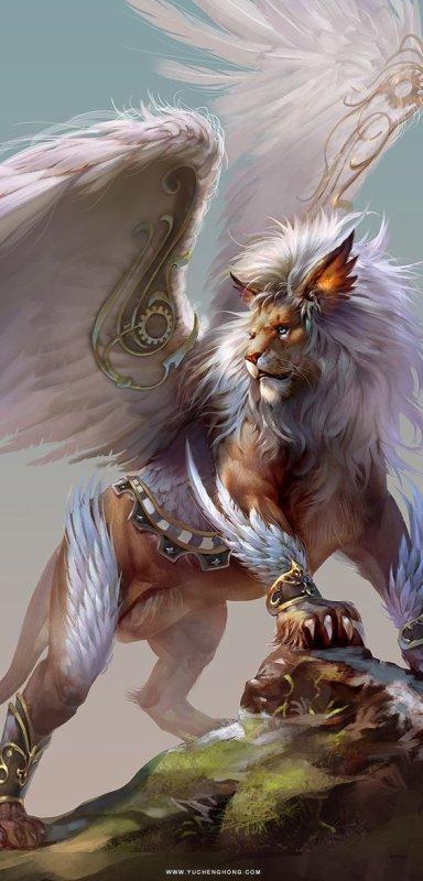 Mythologies & Créatures: 2 de mes passions