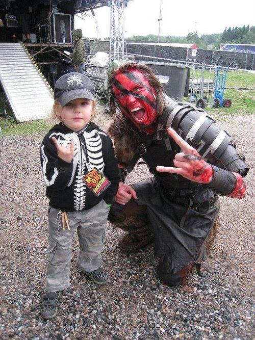 Metal&kids