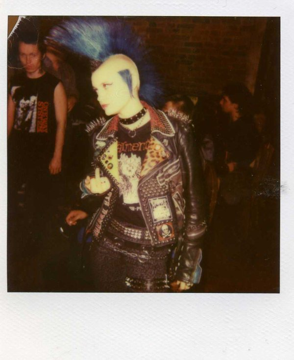 Punk's not dead/ Crucified Barbara