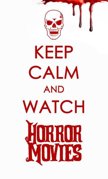 Horror is mine