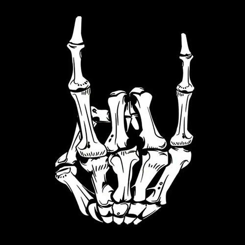 cadeau pour mon ami Metalcore the WorldMusic