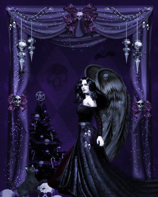 Angels Dark Fantasy