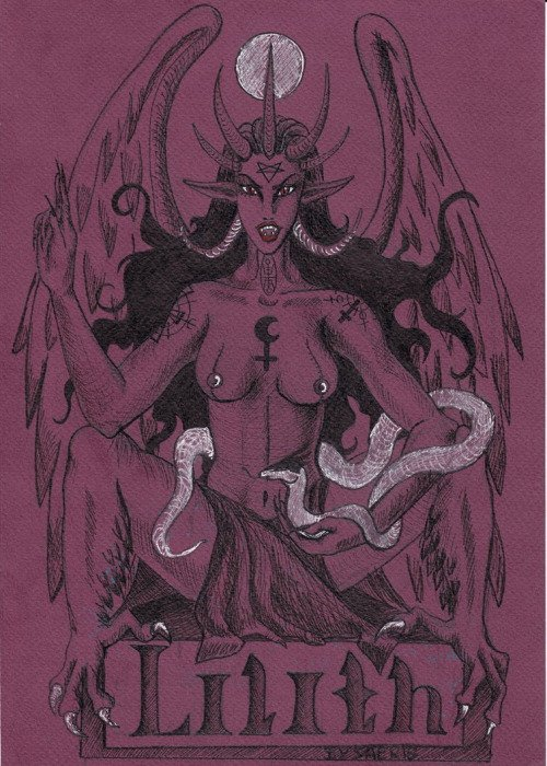 Ave Lilith